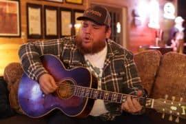 Luke Combs; Photo Courtesy YouTube