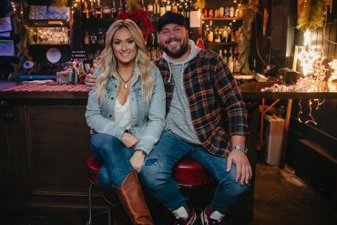 Meghan Patrick and Mitchell Tenpenny; Photo by Tristan Cusick