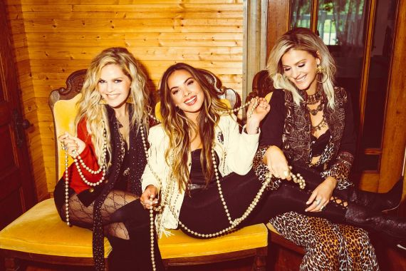 Runaway June; Photo by Ford Fairchild