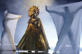 The Sun- The Masked Singer