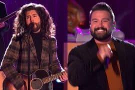 Dan + Shay; Photo Courtesy of NBC