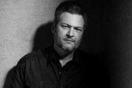 Blake Shelton; Photo Courtesy Warner Music Nashville