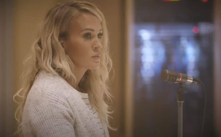 Carrie Underwood My Savior