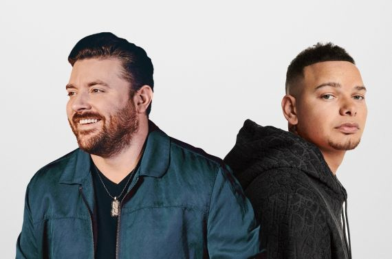 Chris Young, Kane Brown -Famous Friends