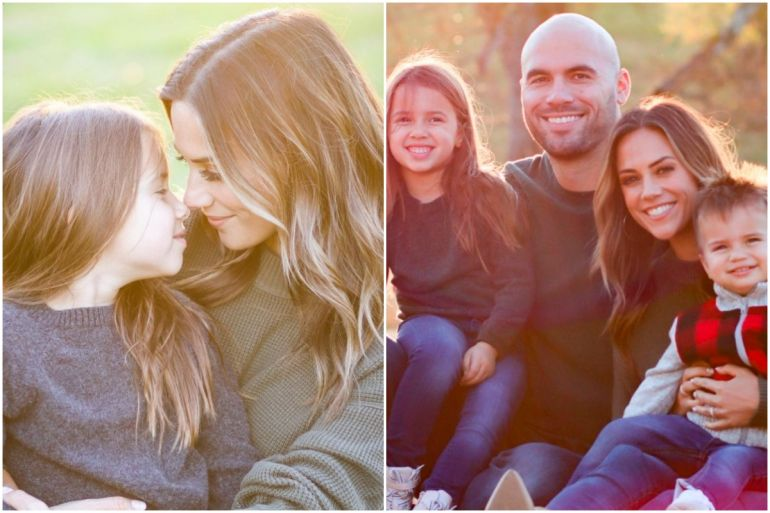 Jana Kramer and Family; Photos via Instagram