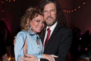 Shania Twain and Frédéric Thiébaud