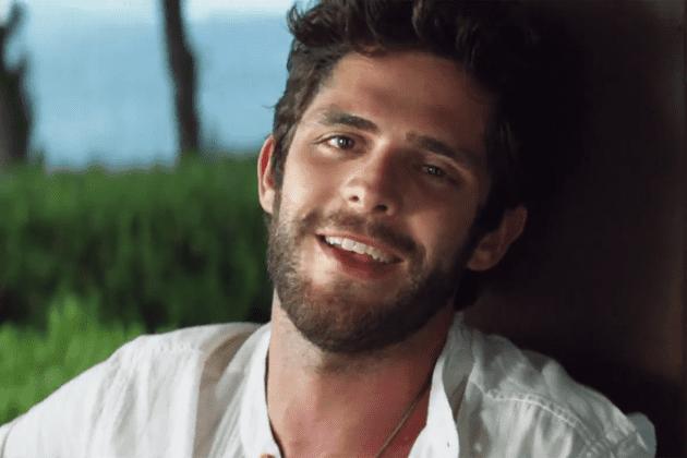 Thomas Rhett - Die a Happy Man Music Video