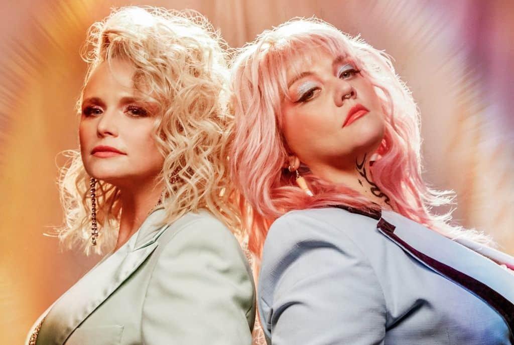Elle King and Miranda Lambert