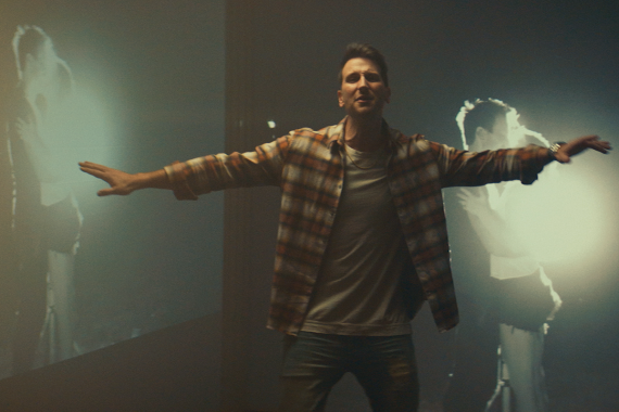 Russell Dickerson; Photo by Justin Key, Director