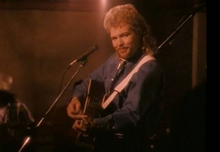 """Toby Keith; """"Should've Been a Cowboy"""" Music Video"""