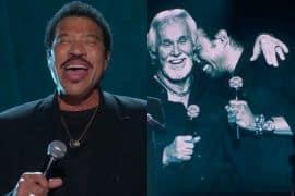 Lionel Richie; Photo Courtesy of CBS