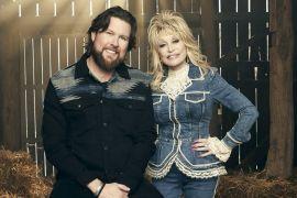 Zach Williams and Dolly Parton; Photo Provided