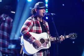 Caleb Kennedy; Photo by ABC/ American Idol