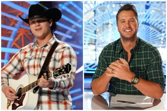 Caleb Kennedy, Luke Bryan