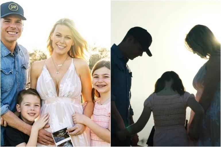 Granger Smith and Family; Photos via YouTube