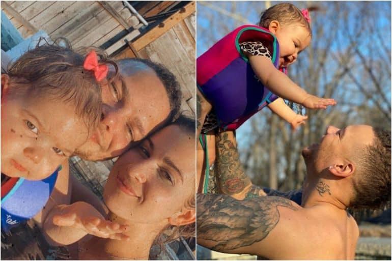 Kane Brown and Family; Photos via Instagram