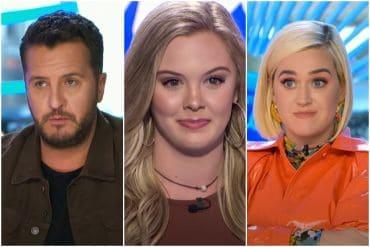 Luke Bryan, Cameron McGhar, Katy Perry