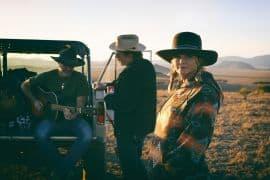 Miranda Lambert, Jack Ingram, Jon Randall; Photo by Spencer Peeples