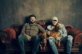 Pryor & Lee; Photo by Jeremy Cowart