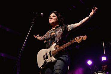 Ashley McBryde; Photo by Katie Kessel