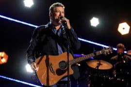 Blake Shelton; Photo Courtesy of CBS