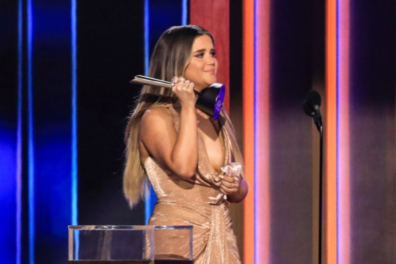 Maren Morris; Photo Courtesy ACM Awards/ CBS