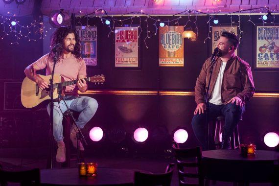 Dan + Shay; Photo Courtesy ACM Awards