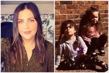 Hillary Scott, Twins Emory and Betsy; Photos via Instagram
