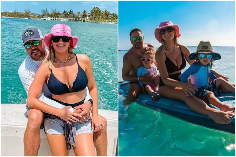 Jason Aldean and Family; Photos via Instagram