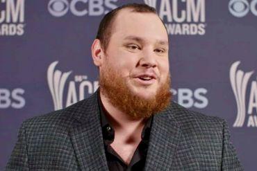 Luke Combs; Photo Courtesy ACM Awards