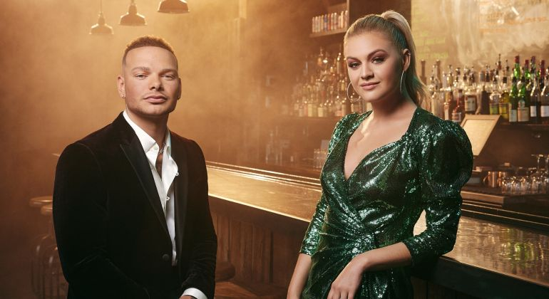 Kane Brown And Kelsea Ballerini; Photo Courtesy of Getty Images