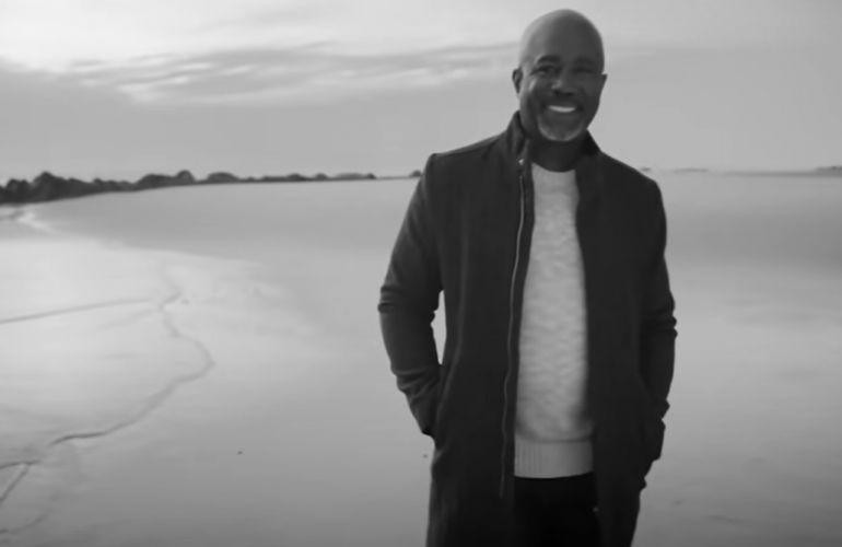 Darius Rucker; My Masterpiece Video