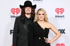 Gabby Barrett, Cade Foehner; Photo by Getty Images for iHeartRadio