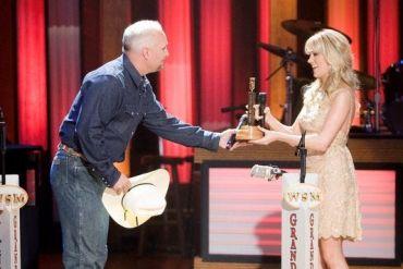Garth Brooks, Carrie Underwood; Photo Courtesy Grand Ole Opry
