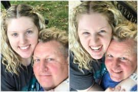 Gary Levox and Daughter, Brittany; Photos via Instagram