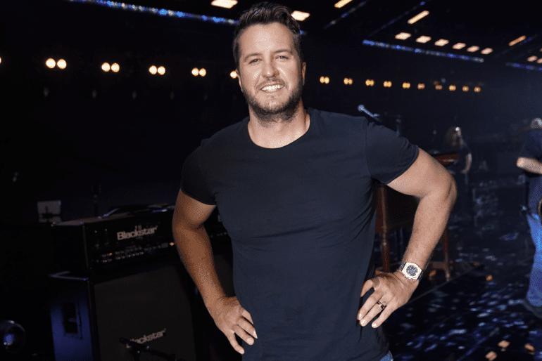 Luke Bryan; Photo Courtesy American Idol