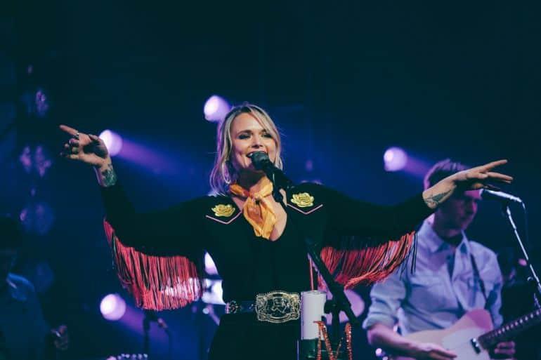 Miranda Lambert; Photo by Nikki Phillips