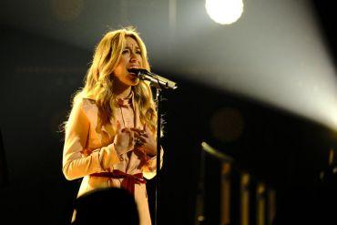 Lauren Daigle -- (Photo by: Trae Patton/NBC)
