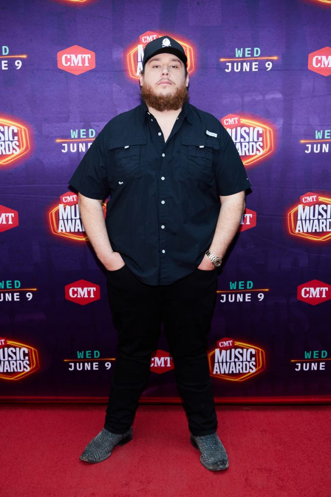 Luke Combs; Getty Images for CMT