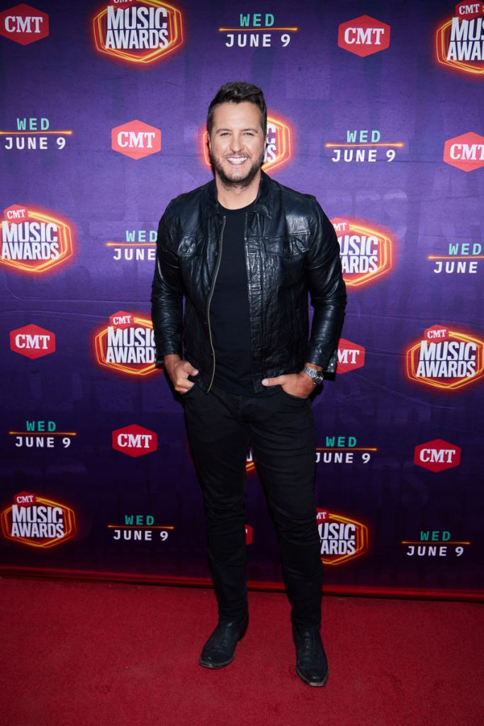 Luke Bryan; Getty Images for CMT