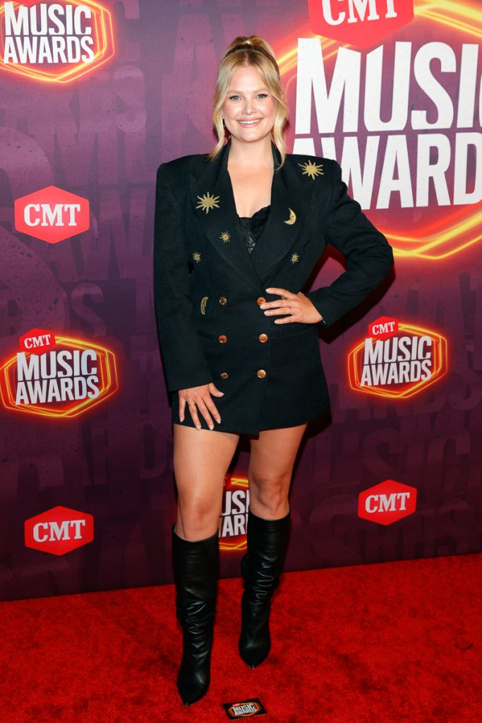 Hailey Whitters; Getty Images for CMT