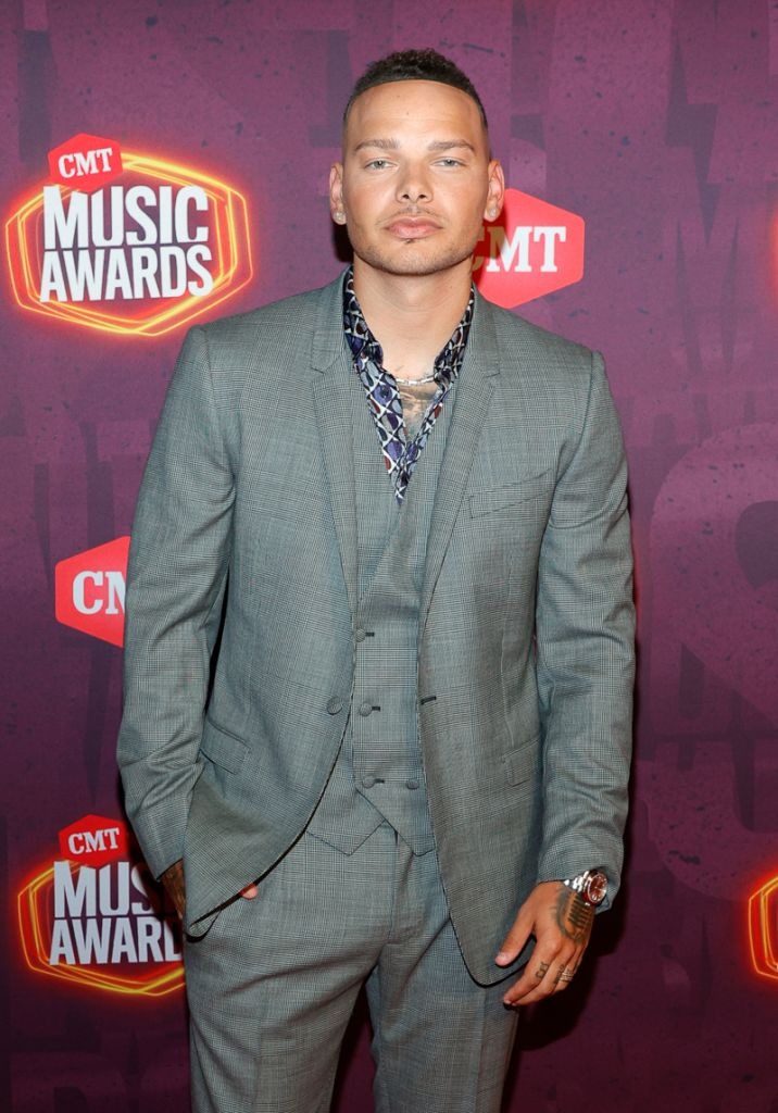 Kane Brown; Getty Images for CMT