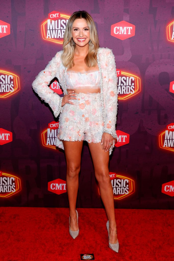 Carly Pearce; Getty Images for CMT