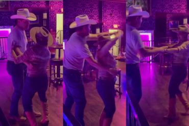 Jon Pardi and Miranda Lambert; Photos Courtesy @justbekaz