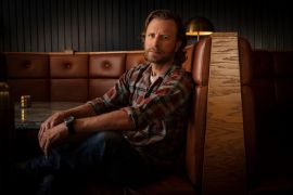 Dierks Bentley; Photo by Jim Wright