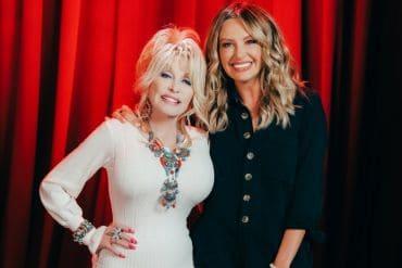 Dolly Parton, Carly Pearce; Photo by Alexa Campbell