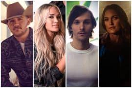 Drew Parker, Carrie Underwood, Charlie Worsham, Kasey Tyndall