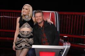 Gwen Stefani, Blake Shelton; Photo by Trae Patton, NBC