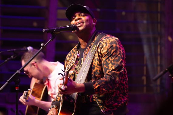 Jimmie Allen; Photo by Hunter Berry, CMA