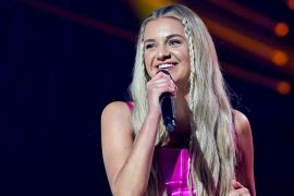 Kelsea Ballerini; Photo by Getty Images for CMT